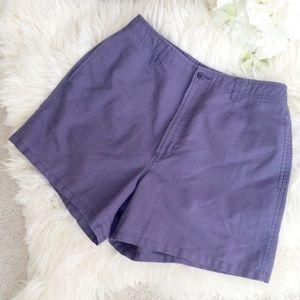 NEW L.L.Bean Women's Shorts 12 REG